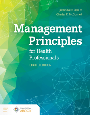Management Principles for Health Professionals Cover Image