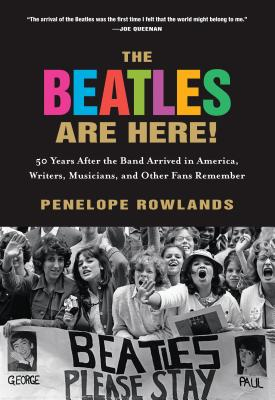 The Beatles Are Here! Cover