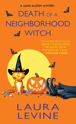Death of a Neighborhood Witch (A Jaine Austen Mystery #11) Cover Image