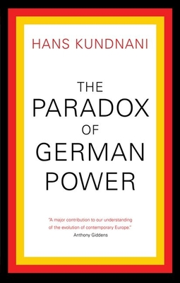 The Paradox of German Power Cover Image