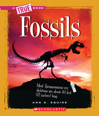 Fossils (A True Book: Earth Science) Cover Image
