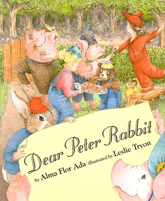 Dear Peter Rabbit Cover