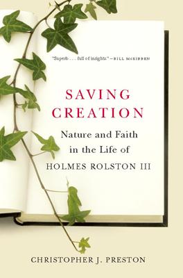 Saving Creation Cover