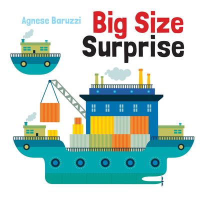 Big Size Surprise Cover Image