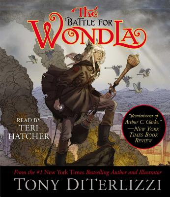 The Battle for WondLa (The Search for WondLa) Cover Image