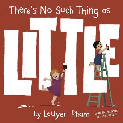 Cover for There's No Such Thing as Little