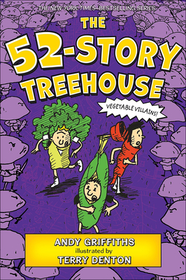 The 52-Story Treehouse (Treehouse Books) Cover Image