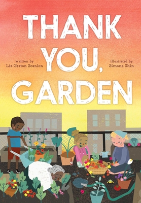 Cover for Thank You, Garden