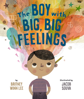 The Boy with Big, Big Feelings Cover Image
