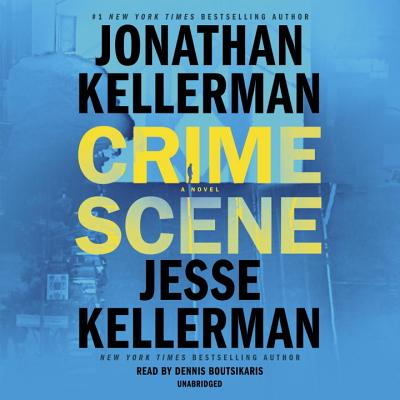 Crime Scene: A Novel (Clay Edison #1) Cover Image