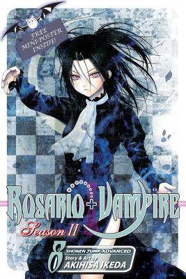 Rosario+vampire Cover