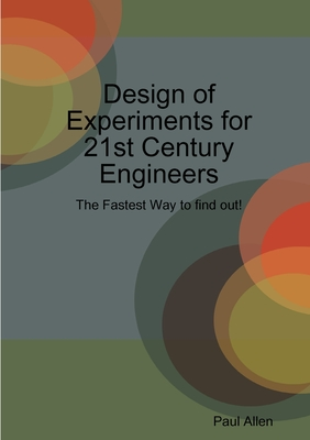 Design of Experiments for 21st Century Engineers Cover Image