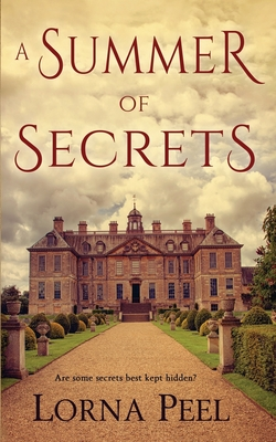 A Summer of Secrets Cover Image