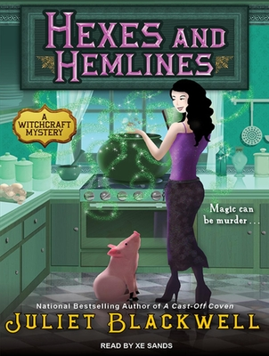 Hexes and Hemlines (Witchcraft Mysteries #3) Cover Image