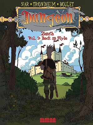 Dungeon: Zenith - Vol. 3: Back In Style Cover Image