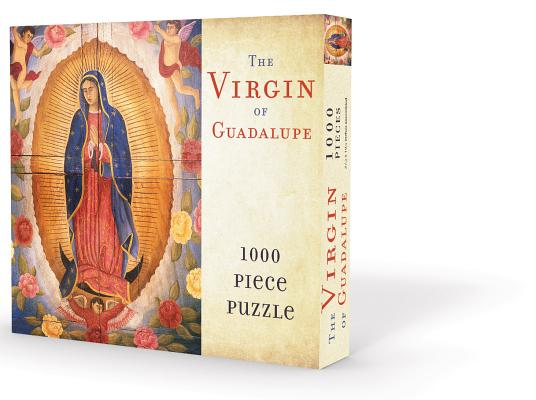 Virgin of Guadalupe Puzzle Cover Image