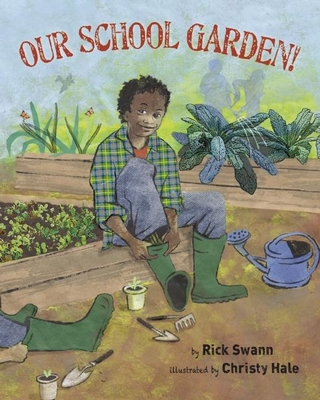 Our School Garden! Cover Image