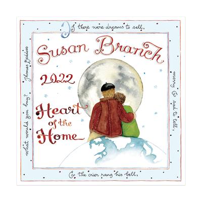 Cal 2022- Susan Branch Mini Cover Image