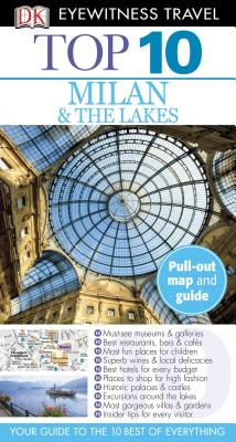 Top 10 Milan & the Lakes Cover Image