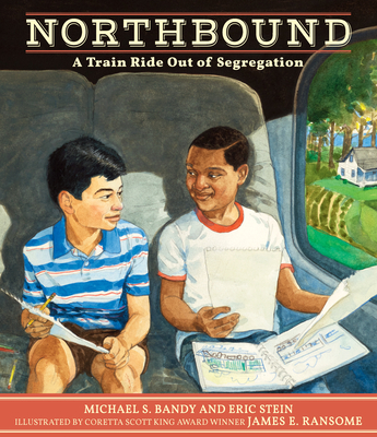 Northbound: A Train Ride Out of Segregation cover