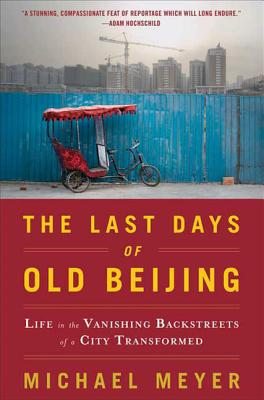The Last Days of Old Beijing Cover