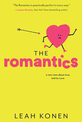 The Romantics Cover Image