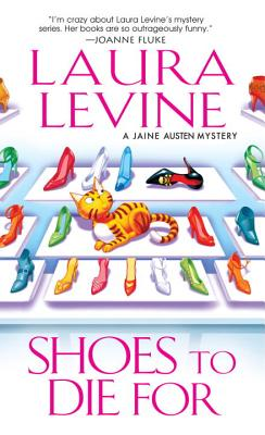 Shoes to Die For (A Jaine Austen Mystery #4) Cover Image