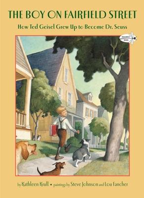 The Boy on Fairfield Street Cover