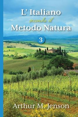 L' Italiano secondo il Metodo Natura, 3 Cover Image