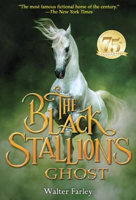 The Black Stallion's Ghost Cover