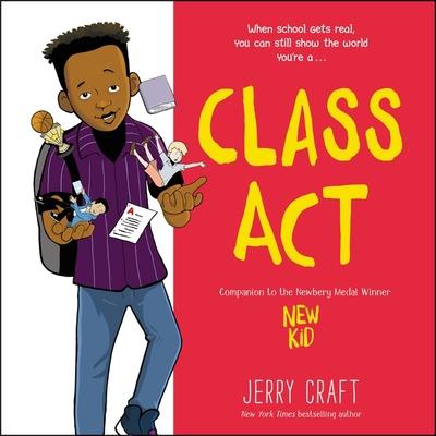 Class ACT Lib/E Cover Image