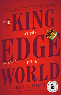 The King at the Edge of the World: A Novel Cover Image