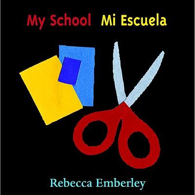 My School/Mi Escuela Cover Image