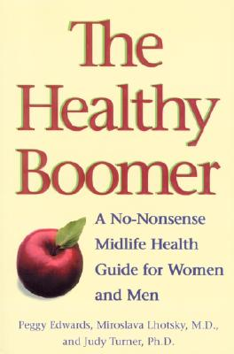 The Healthy Boomer Cover