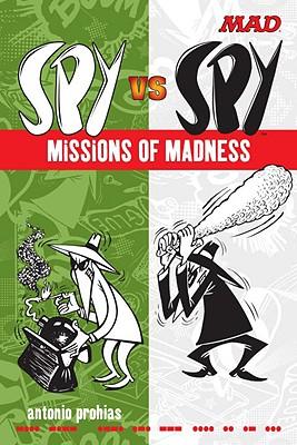 Spy Vs Spy Missions of Madness Cover
