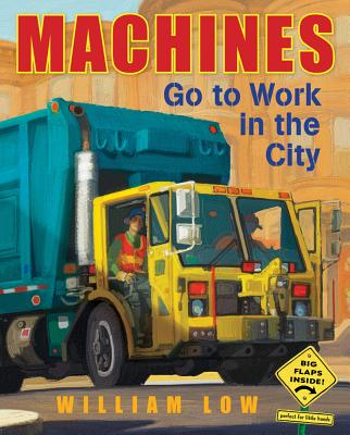 Machines Go to Work in the City Cover Image
