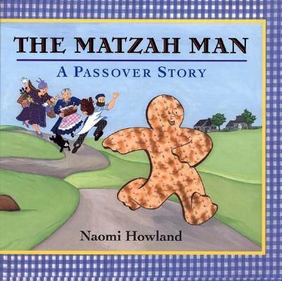 The Matzah Man Cover