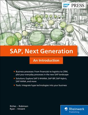 Sap: An Introduction: Next-Generation Business Processes and Solutions Cover Image
