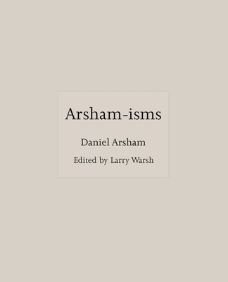 Arsham-Isms Cover Image