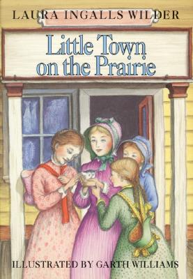 Little Town on the Prairie Cover
