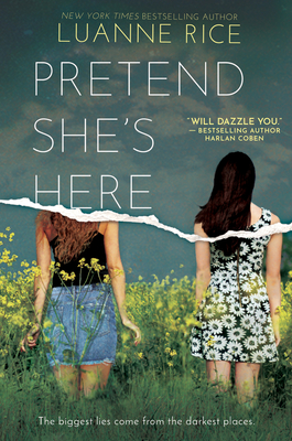 Pretend She's Here Cover Image
