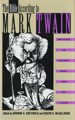 The Bible According to Mark Twain Cover