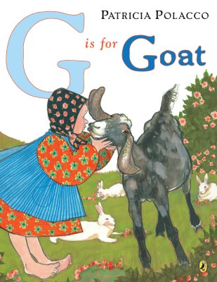 G Is for Goat Cover
