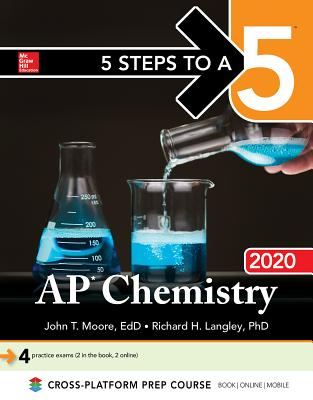 5 Steps to a 5: AP Chemistry 2020 Cover Image