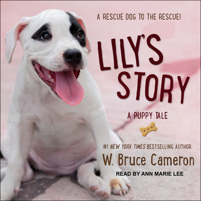 Lily's Story: A Puppy Tale Cover Image