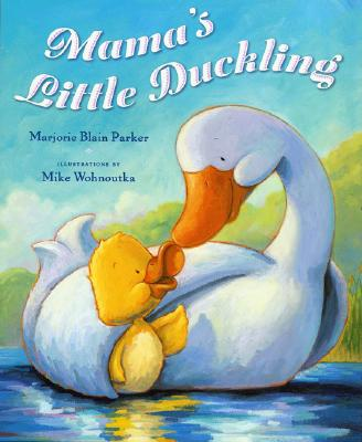 Mama's Little Duckling Cover