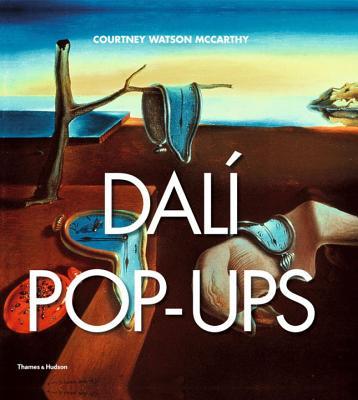 Dalí Pop-Ups Cover Image