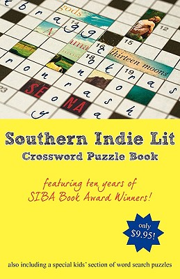 Southern Indie Lit Crossword Puzzle Book Cover