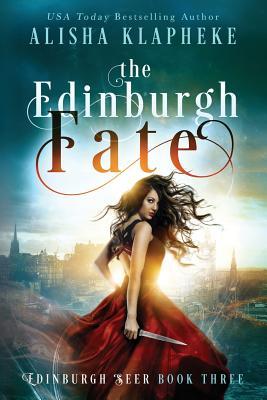 The Edinburgh Fate: Edinburgh Seer Book Three Cover Image