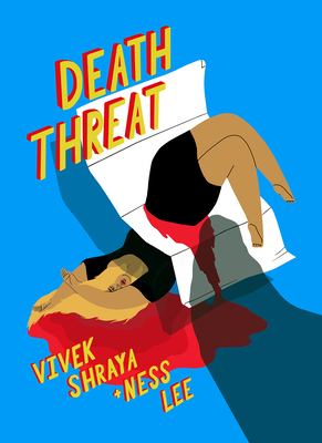 Cover for Death Threat